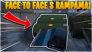 FACE TO FACE S RAMPAMA! GTA 5 [MarweX&@Morry&@Cuky 222&@DeeThane]