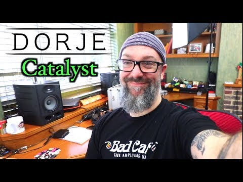 "TWO MINUTE GUITAR LESSON - ""Catalyst"" Dorje"