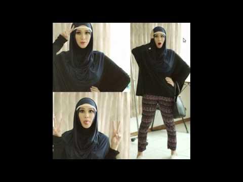 Fashion Hijab Ala Zaskia Adya Mecca Youtube