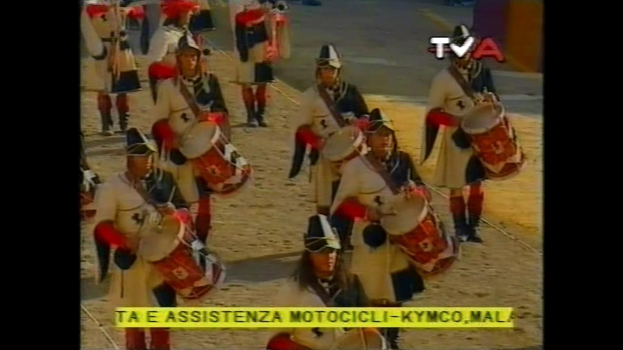 93a Giostra del Saracino 7 settembre 1997