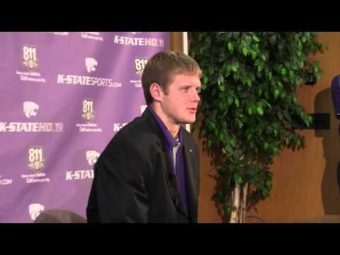Collin Klein Press Conference: Pre-game KU