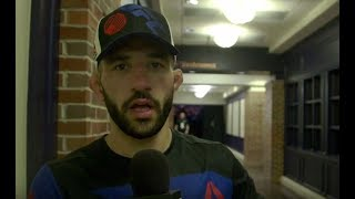 Jared Gordon breaks down his UFC debut