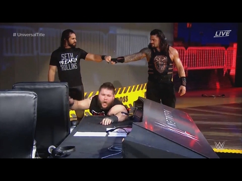 Seth Rollins & Roman Reigns - Custom Titantron -WWE-