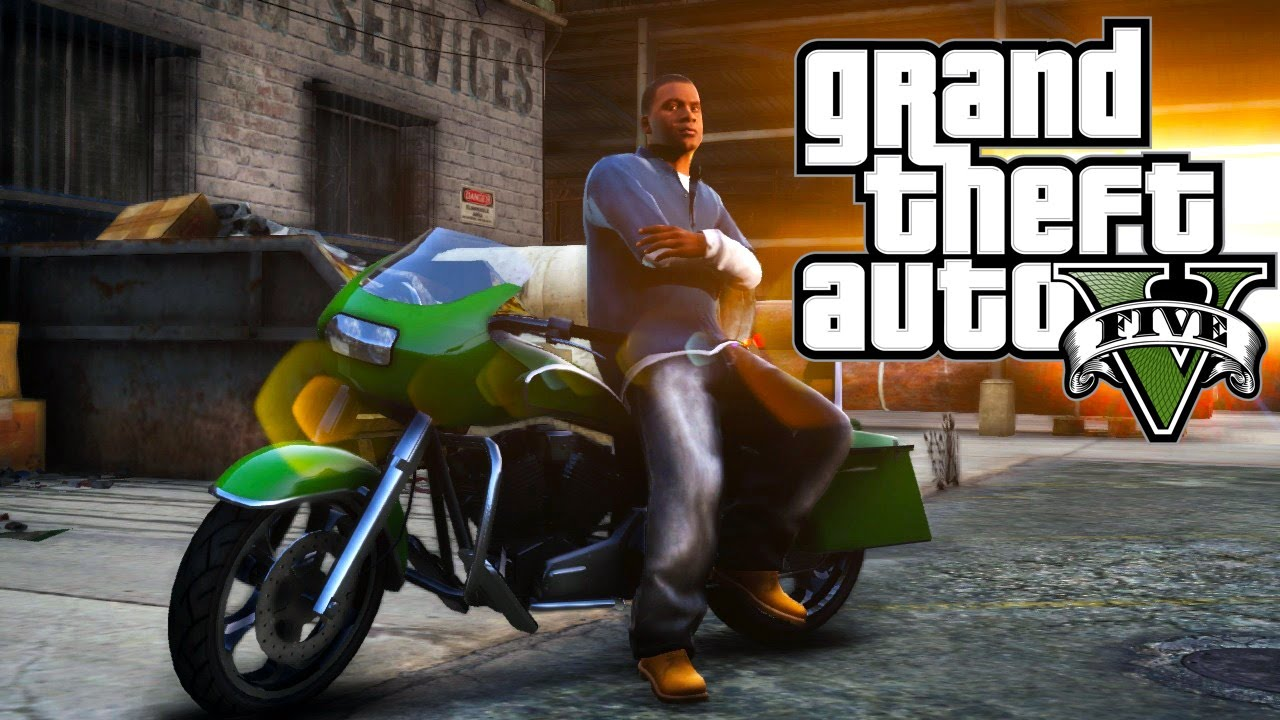 Don Franklin Auto >> Grand Theft Auto V - Franklin | EMPLOYEE OF THE MONTH | PS3 HD Gameplay - YouTube