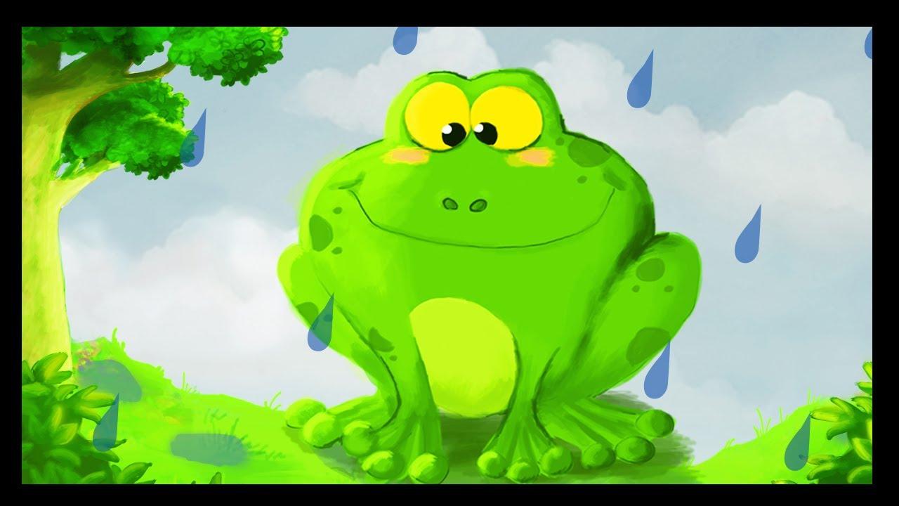 histoire drole grenouille