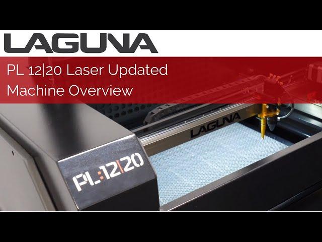 PL12|20 Laser Updated | Laguna Tools