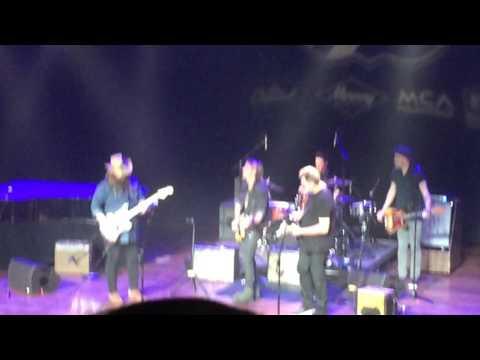 Keith Urban, Vince Gill, and Chris...
