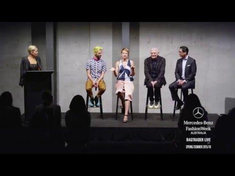Ragtrader LIVE Mercedez-Benz Sydney Fashion Week 2015