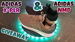 the best attitude 09605 bd753 Adidas X-plr Khaki Green Unboxing And Review (giveaway)