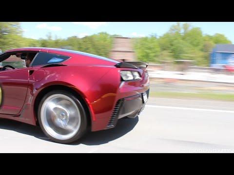 Sound: 2016 Corvette Z06 (Manual and Auto)
