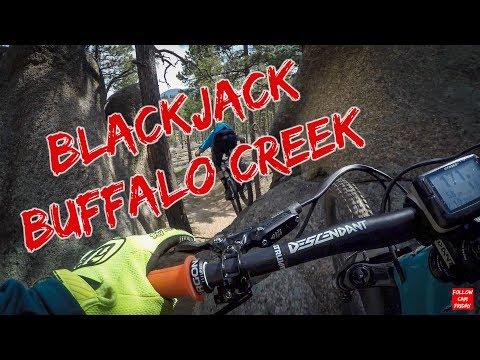 New Bike Day | Blackjack, Buffalo Creek