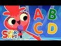 The Alphabet Is So Much Fun | Kids Songs | Super Simple Songs