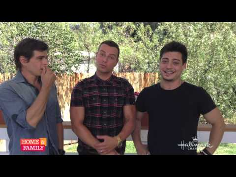 .@joeylawrence @_AndyLawrence_ & Matt Lawrence are working on music together!