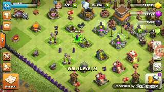 All about my Clash of Clans base part 2