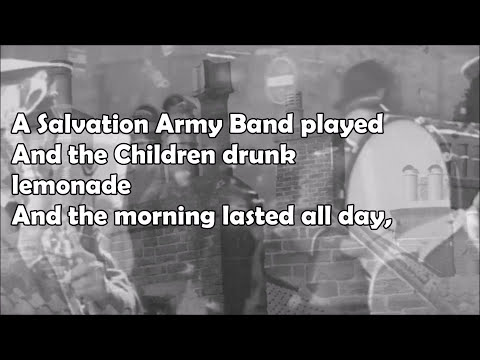 Dream Academy - Life in a Northern Town (Lyrics On Screen)