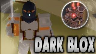 Playing SnakWorl New Dark Souls Inspired Game DarkBlox | DarkBlox in Roblox First Impression