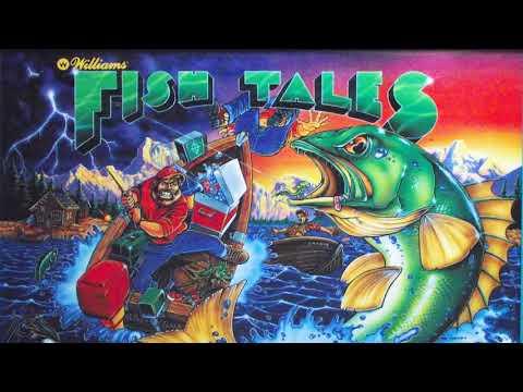 Williams | Fish Tales | Pinball Soundtrack