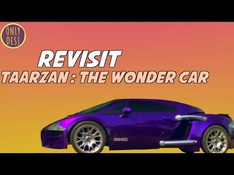 Tarzan: The Wonder Car | Not So Honest Trailer thumbnail