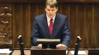 [305/426] Jacek Kozaczyński: Panie Marszałku! Panie Ministrze! Wysoka Izbo! W imieniu Klubu Par...