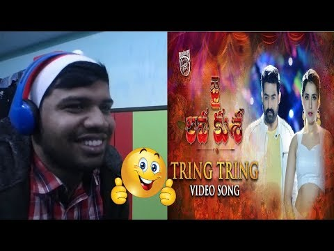 TRING TRING Full Video Song - Jai Lava...