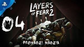 "[PS4] Layers of Fear 2 #04 - ""Owsiki masz?"""
