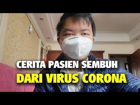 Cerita Pasien yang Sembuh dari Virus Corna, Sempat Dirawat 3 Minggu Dirawat