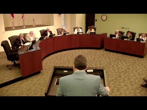 Town Of Zebulon Board Meeting 4/1/2019
