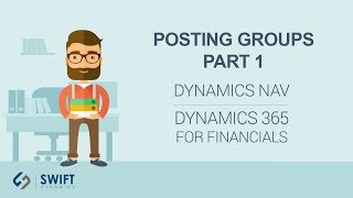 Posting Groups in Dynamics NAV - General Posting Groups - Part 1
