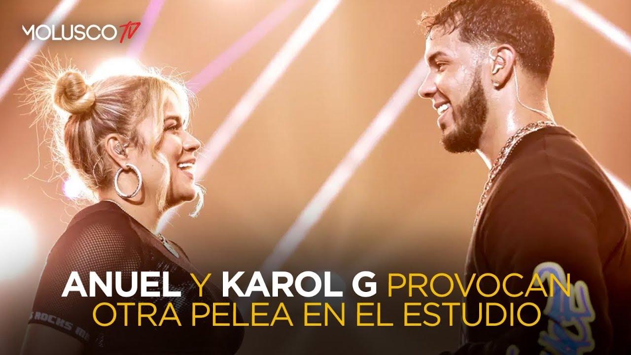 Mensaje de ANUEL a KAROL G en Instagram vuele a desatar una pelea entre ALI y PAMELA 😳