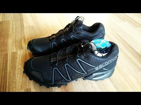 Salomon Forces Speedcross 3 unboxing / on feet