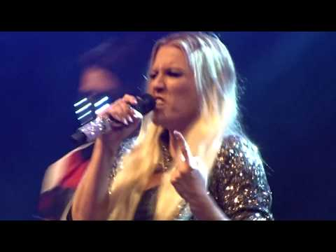 Cascada - Miracle LIVE @ Go90's, Tampere, Finland 5.8.2017