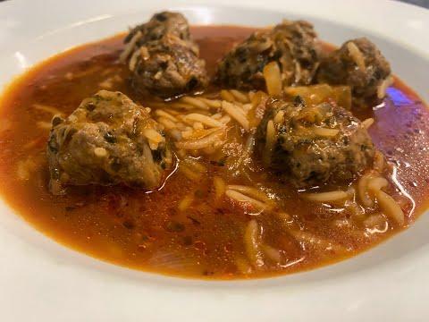 How To Make Armenian Meatball Soup
