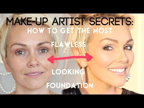 Makeup Artist Secrets: How to Look Airbrushed Without An Airbrush | Kandee Johnson thumbnail