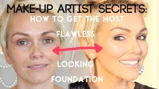 Makeup Artist Secrets: How to Look Airbrushed Without An Airbrush | Kandee Johnson