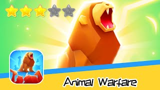 Animal Warfare Walkthrough Who would win Recommend index three stars
