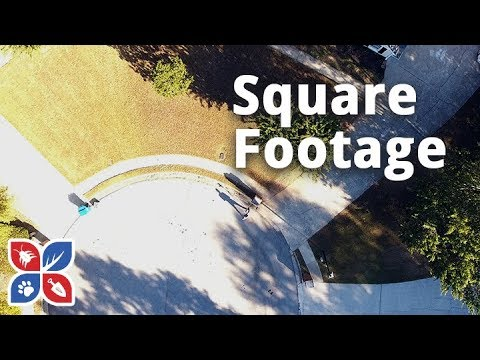 Do My Own Lawn Care - Episode 3 - Square Footage