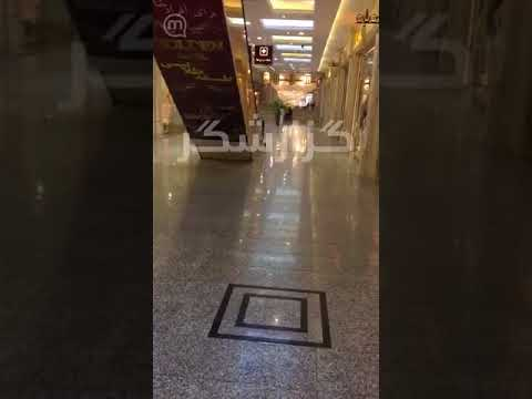 Iranian Business Man Complains About Terrible Economy, No Customers To Be Seen In The Mall