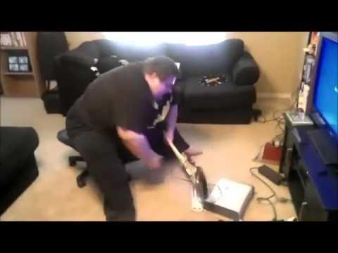 Fat Boy Rage Black Ops 2 Rage Breaks Xbox 360 Black Ops