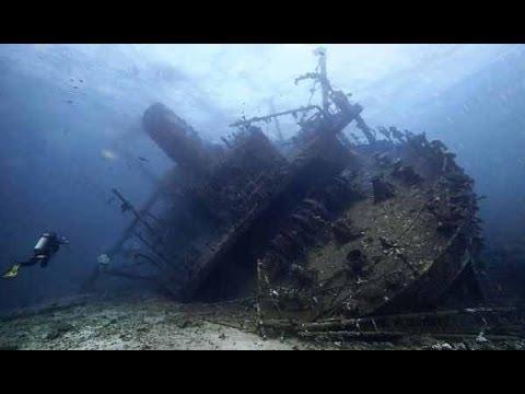 Abu Nuhas Wrecks 2014 RED SEA
