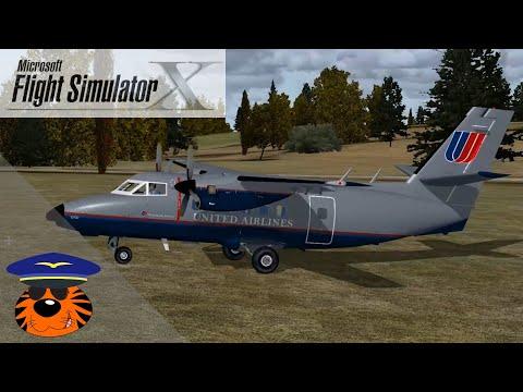 FSX P3D Avião Grátis: Let L410 De Tibor Kokai