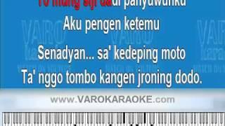 Didi Kempot - Sewu Kuto (Karaoke)