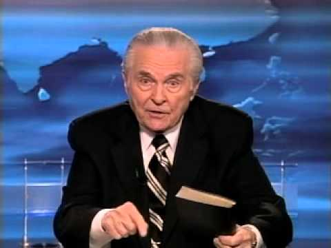 Jack Van Impe –   Pre Rapture Events?