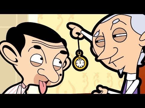BEAN Hypnotised | (Mr Bean Cartoon) | Mr Bean Full Episodes | Mr Bean Official