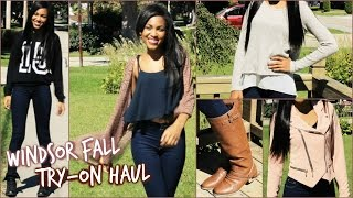 Fall Try-on Haul! Ft.Windsor 2014 Thumbnail