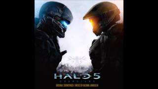 Halo 5 Guardians CD 2 Track 5 - The Trials OST