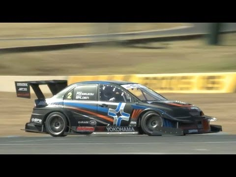 Tech Talk with Scott Kuhner Tuner of the Tilton Interiors Mitsubishi EVO Time Attack Car