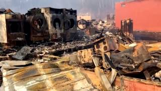 Gatlinburg Fire Aftermath - New Footage Shows the Extent of Damage done by Wildfires in Gatlinburg