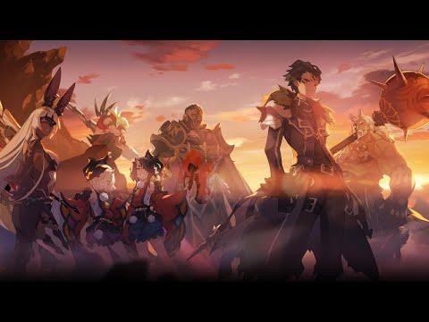 ♫  The Agito Uprising: Legend Difficulty (Phase 1 & 2) – Dragalia Lost BGM