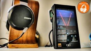 FiiO X5 III (3rd) | Обзор новенького Hi-Fi плеера с сенсорным экраном