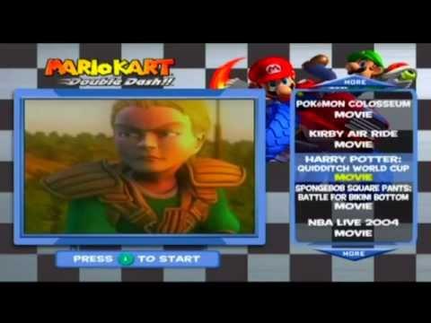 Mario Kart: Double Dash | Movies | Bonus Disc Part 1